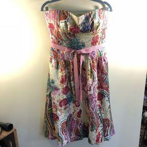 Dresses & Skirts - Kay Unger Floral Dress Size 8